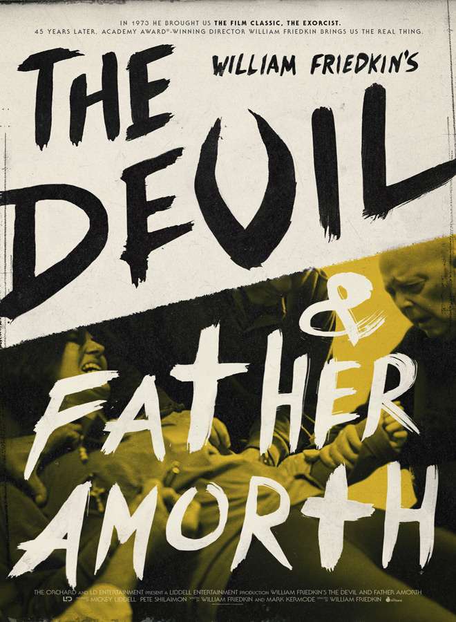 fath amorth - The Devil and Father Amorth (Documentary Review)