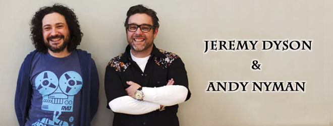 ghost stories interview slide - Interview - Jeremy Dyson & Andy Nyman Talk Ghost Stories
