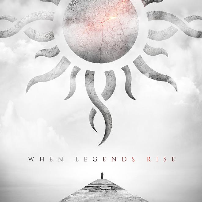godsmack when legends rise - Interview - Shannon Larkin of Godsmack Talks When Legends Rise, Touring, + More