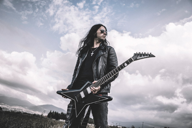 gus g promo - Gus G. - Fearless (Album Review)