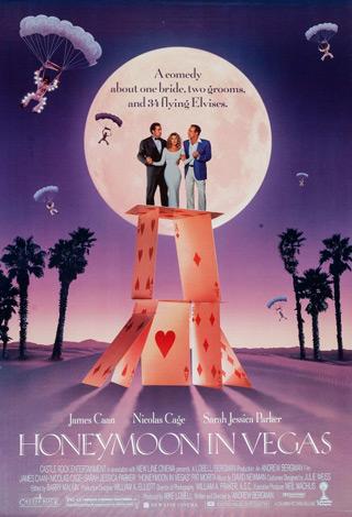 honeymoon in vegas - Interview - Burton Gilliam
