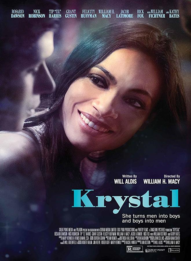 krystal movie poster - Krystal (Movie Review)