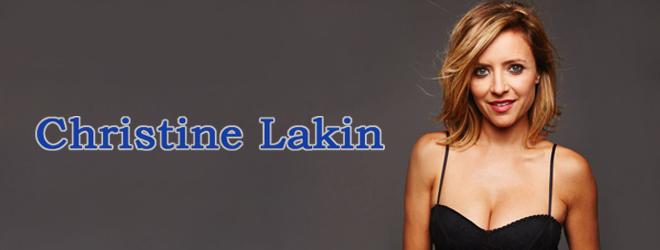 lakin interviwe slide - Interview - Christine Lakin