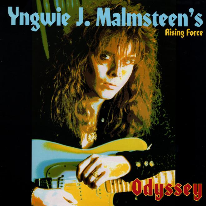 odyssey album - Yngwie J. Malmsteen - Odyssey 30 Years Later