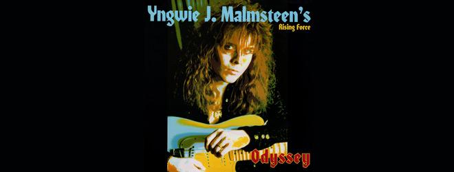 odyssey slide - Yngwie J. Malmsteen - Odyssey 30 Years Later