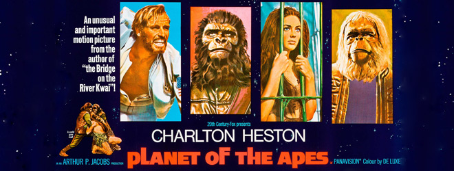 planet slide - Planet of the Apes - A Groundbreaking Sci-Fi Odyssey 50 Years later