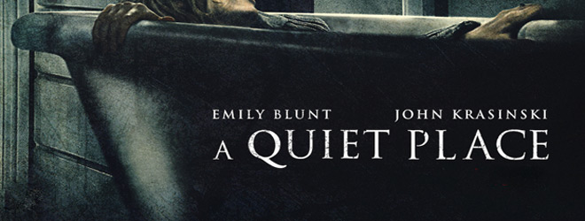 quiet place slide - A Quiet Place (Movie Review)