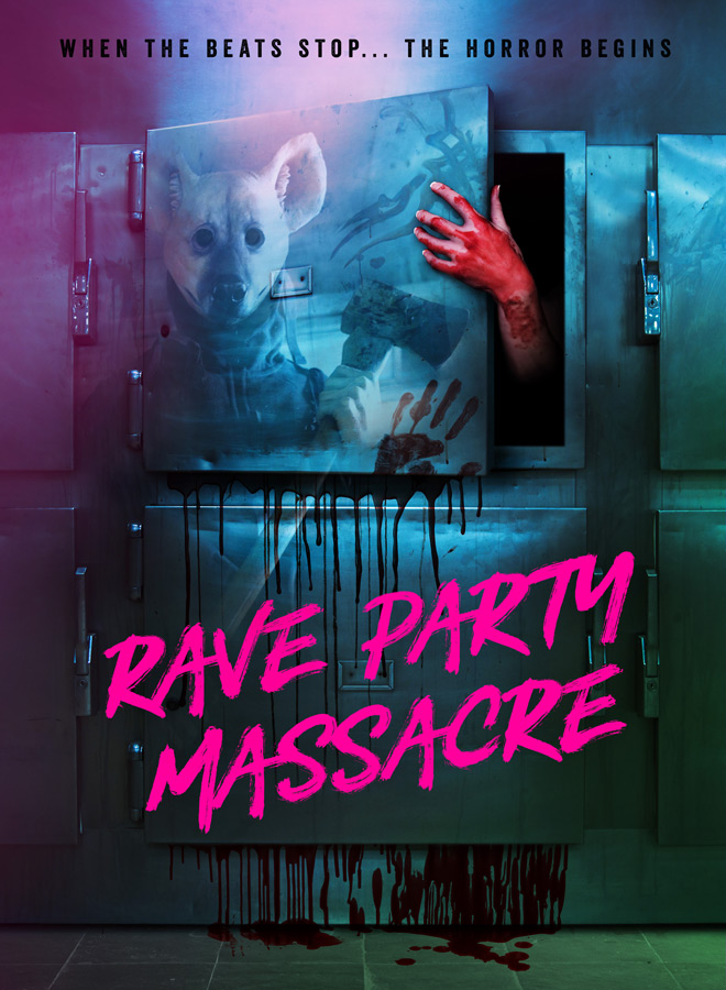rave party poster - Rave Party Massacre (Movie Review)