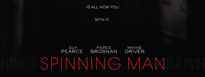 spinning slide - Spinning Man (Movie Review)