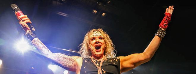 steel slide 2018 live - Steel Panther Light Up Starland Ballroom Sayreville, NJ 3-29-18