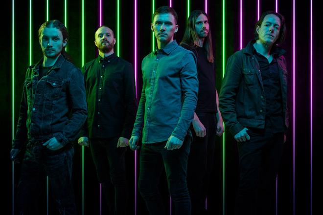 tesseract sonder promo - TesseracT - Sonder (Album Review)