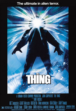 the thing poster - Interview - Charlie Benante of Anthrax