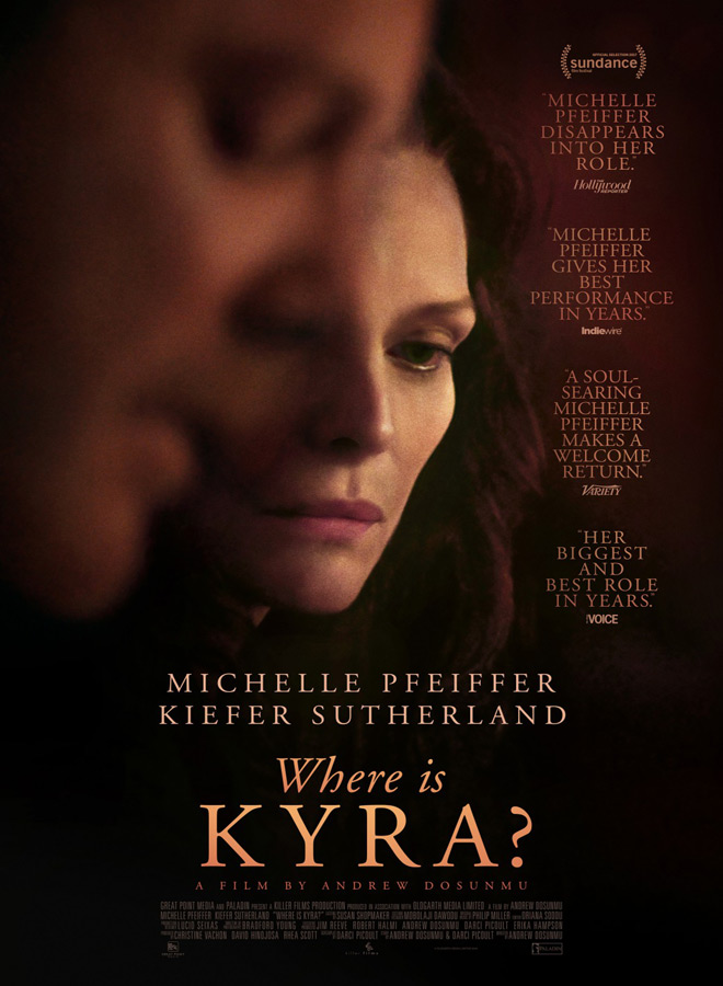 where is kyra xlg - Where Is Kyra? (Movie Review)