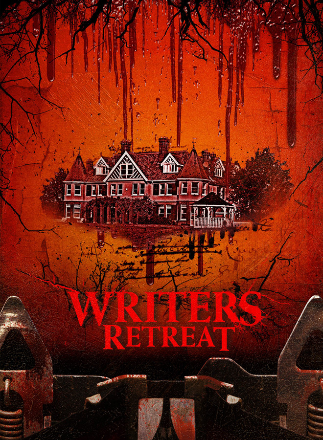 writers retreat poster - Writers Retreat (Movie Review)