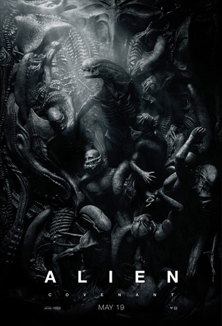 Alien Covenant poster mini - Interview - Niclas Engelin of Engel Talks Abandon All Hope