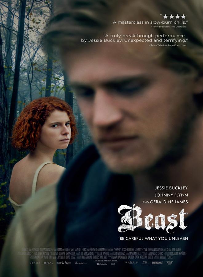 Beast poster - Interview - Jessie Buckley