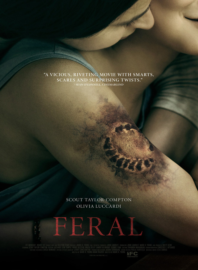 Feral Poster Large 1 - Feral (Movie Review)