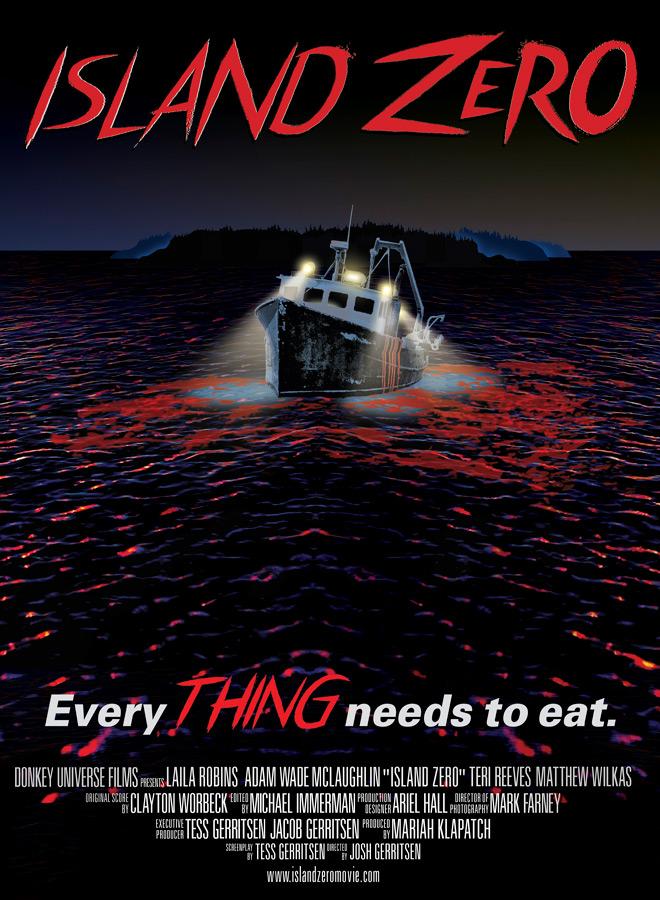 Island Zero Poster 01 - Island Zero (Movie Review)