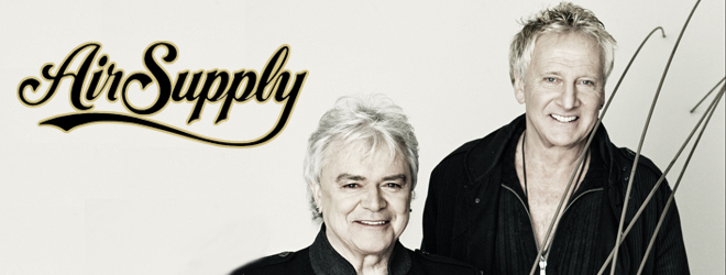 air supply slide  - Interview - Graham Russell of Air Supply