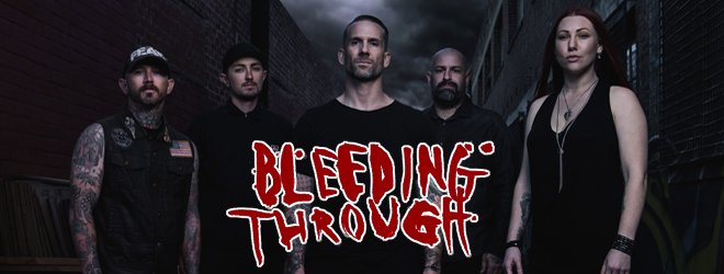 bleeding 2018 interview - Interview - Brandan Schiepatti of Bleeding Through