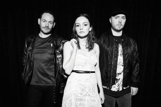 Image result for Chvrches Love Is Dead