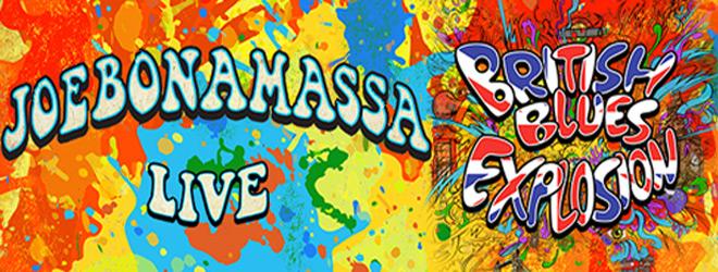 joe slide - Joe Bonamassa - British Blues Explosion Live (Live Album Review)