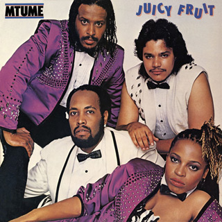 juicy fruit - Interview - James Mtume