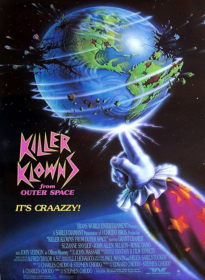 Killer klowns from outer space 30 years intergalactic for Return of the killer klowns from outer space