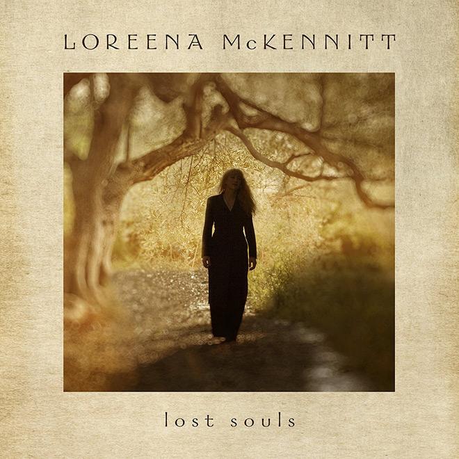loreena album - Loreena McKennitt - Lost Souls (Album Review)