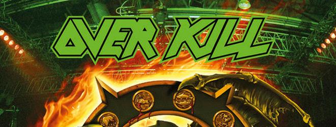 overkill slide - Overkill - Live in Overhausen (Live Album Review)