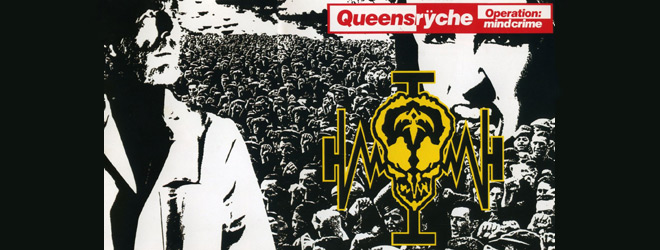 queens banner - Queensrÿche - Operation: Mindcrime 30 Years Later