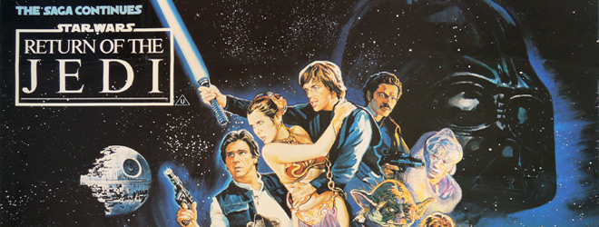 return quad - Star Wars: Return of the Jedi 35 Years Later