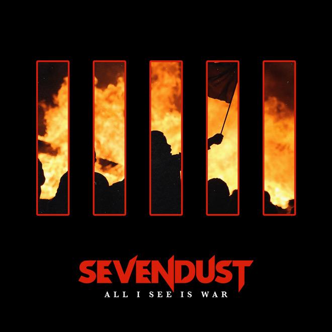 sevendust 2018 album - Interview - Morgan Rose of Sevendust