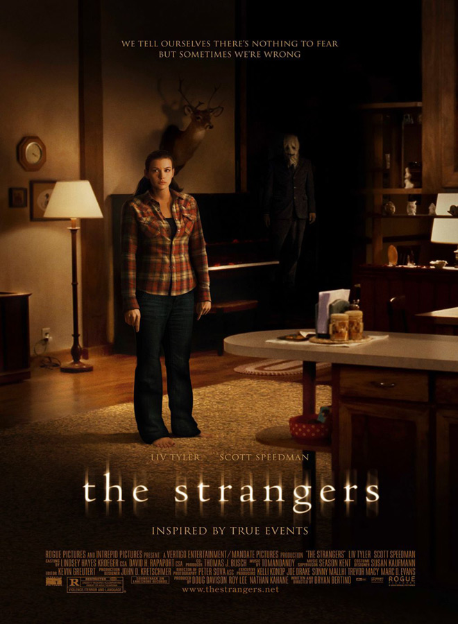 strangers new poster - The Strangers - 10 Years of Anonymous Scares