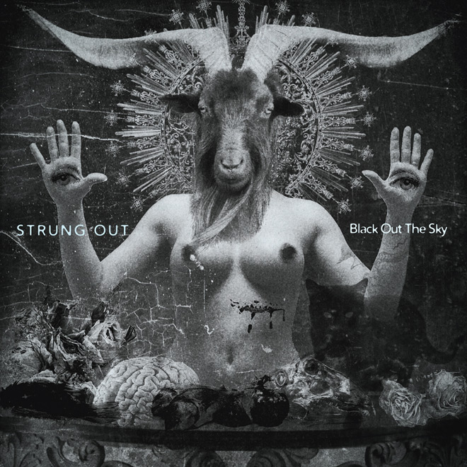 strung out ep - Strung Out - Black Out The Sky (EP Review)