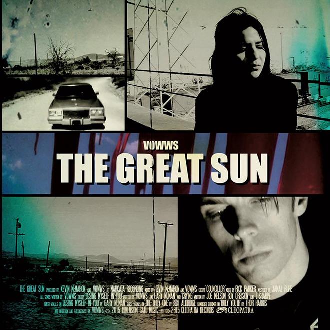 2353 vowws the great sun - Interview - Matt James of Vowws
