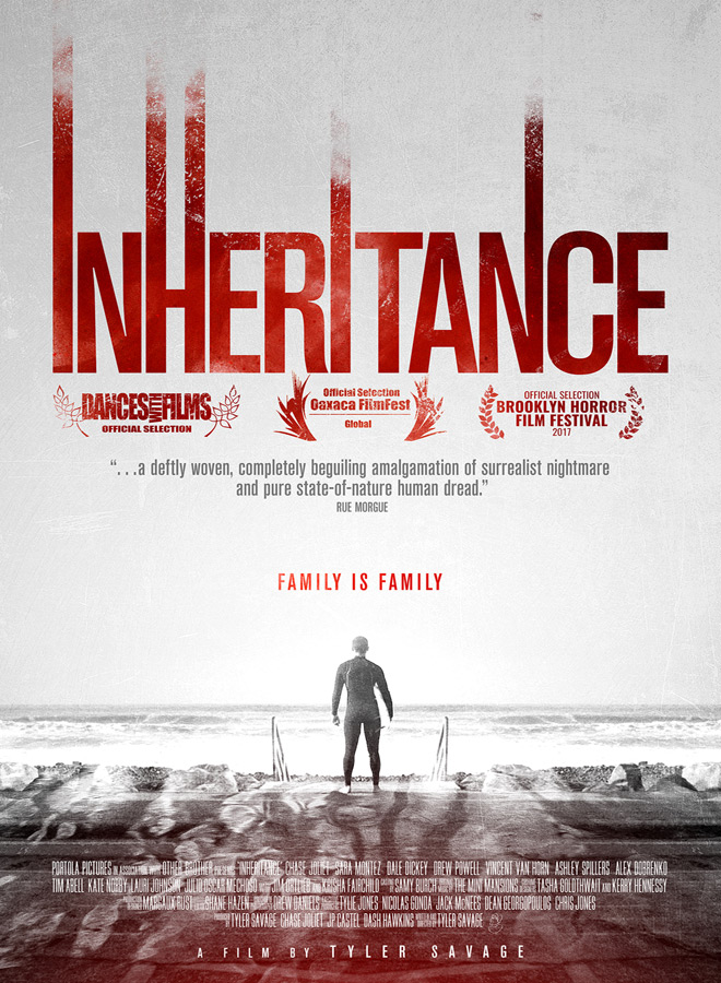 Inheritance Poster - Inheritance (Movie Review)