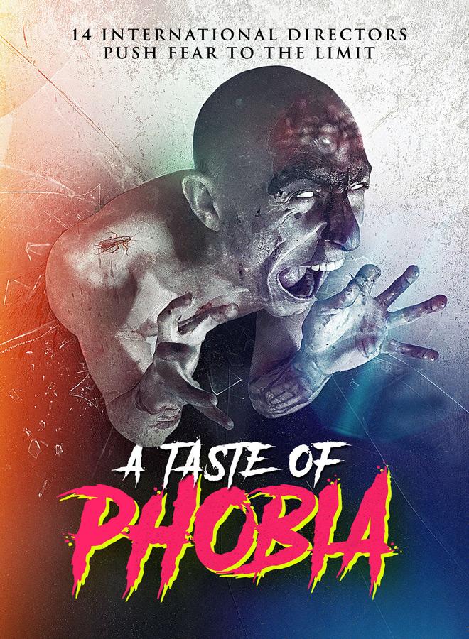a taste of phobia poster - A Taste of Phobia (Movie Review)