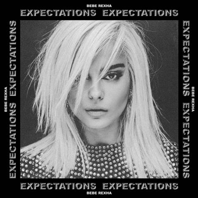 bebe 2018 album cover - Bebe Rexha - Expectations (Album Review)