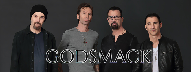 godsmack interview 2018 slide - Interview - Robbie Merrill of Godsmack