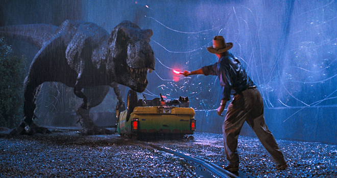 jurassic 1 - Jurassic Park - 25 Years of Dino Screams