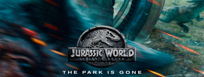 jurassic world slide - Jurassic World: Fallen Kingdom (Movie Review)