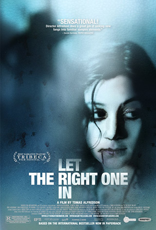 let the right one movie poster - Interview - Molly Sides of Thunderpussy