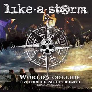 like a storm 2 - Interview - Chris Brooks of Like a Storm