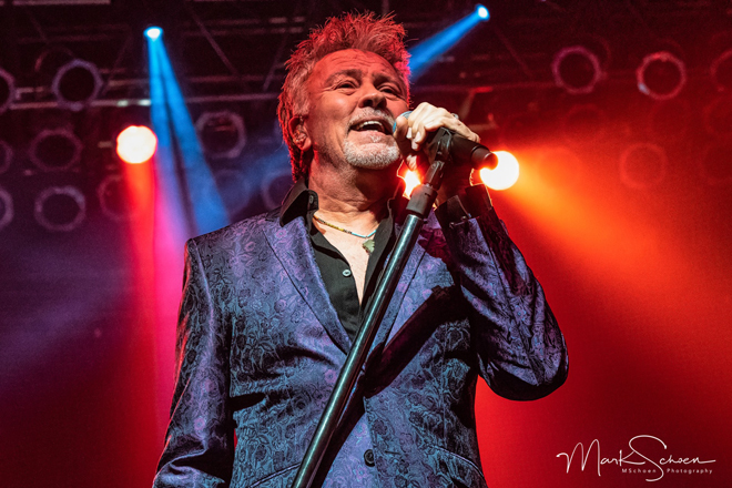 paul live paramount - Interview - Paul Young