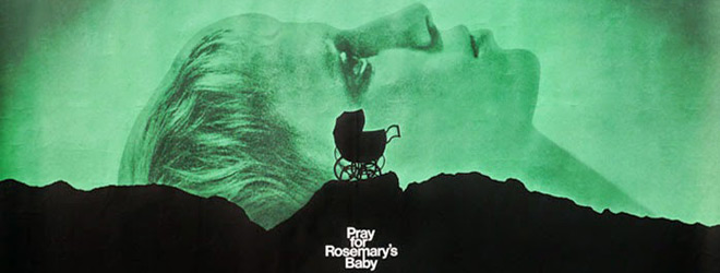 rosemarys baby slide - Rosemary's Baby - 50 Years of Devilish Horror