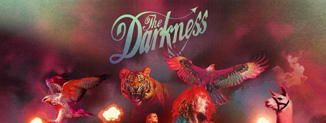 the darkness slide - The Darkness - Live At Hammersmith (Album Review)