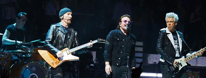 u2 concert slide live - U2 Mystify Madison Square Garden, NYC 6-25-18