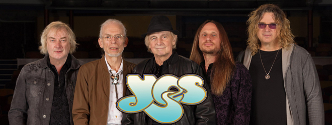 yes 2018 interview slide - Interview - Steve Howe of YES