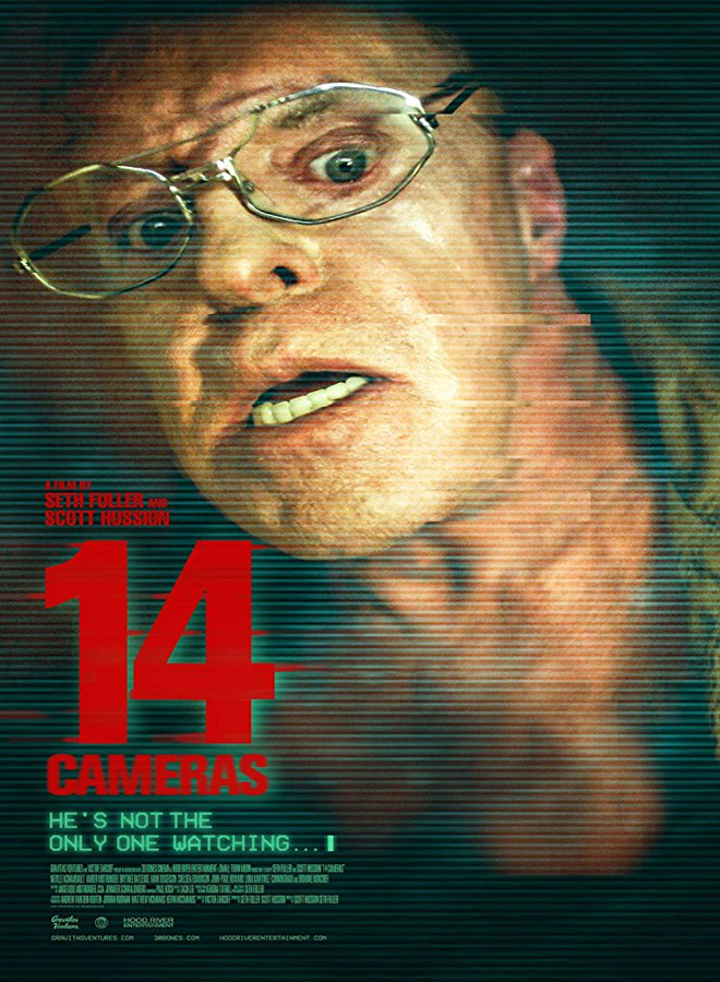 14 cameras poster - 14 Cameras (Movie Review)